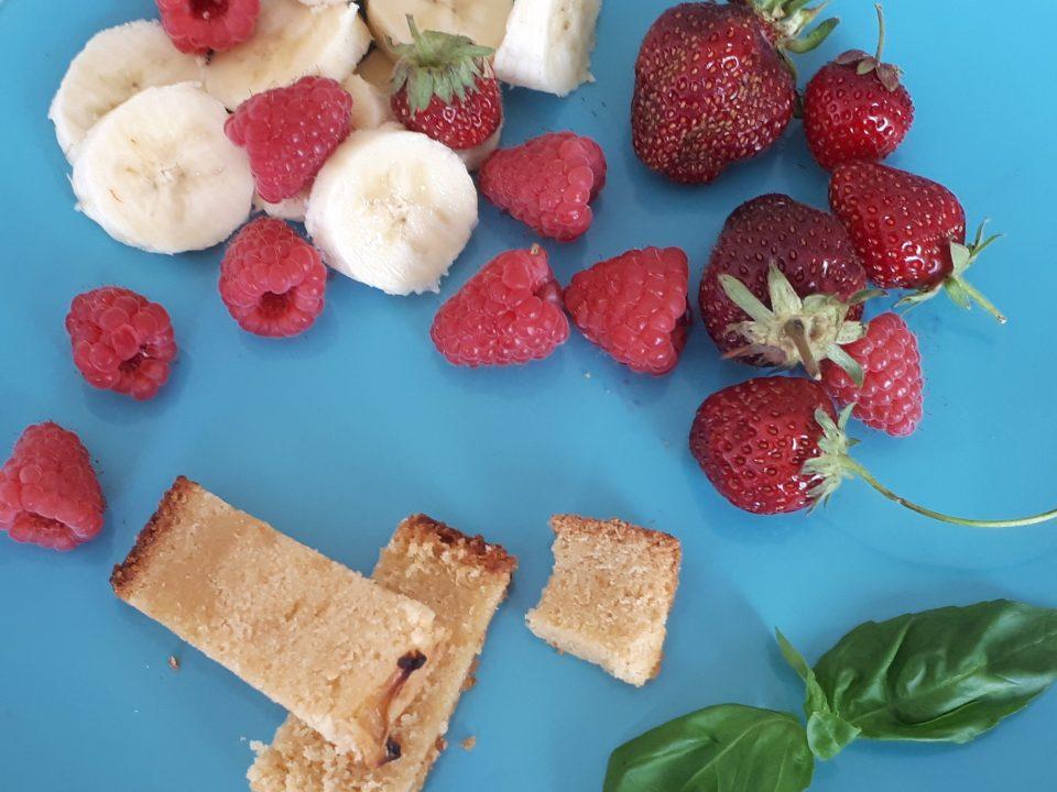 goûter gourmand pour les enfants et les parents